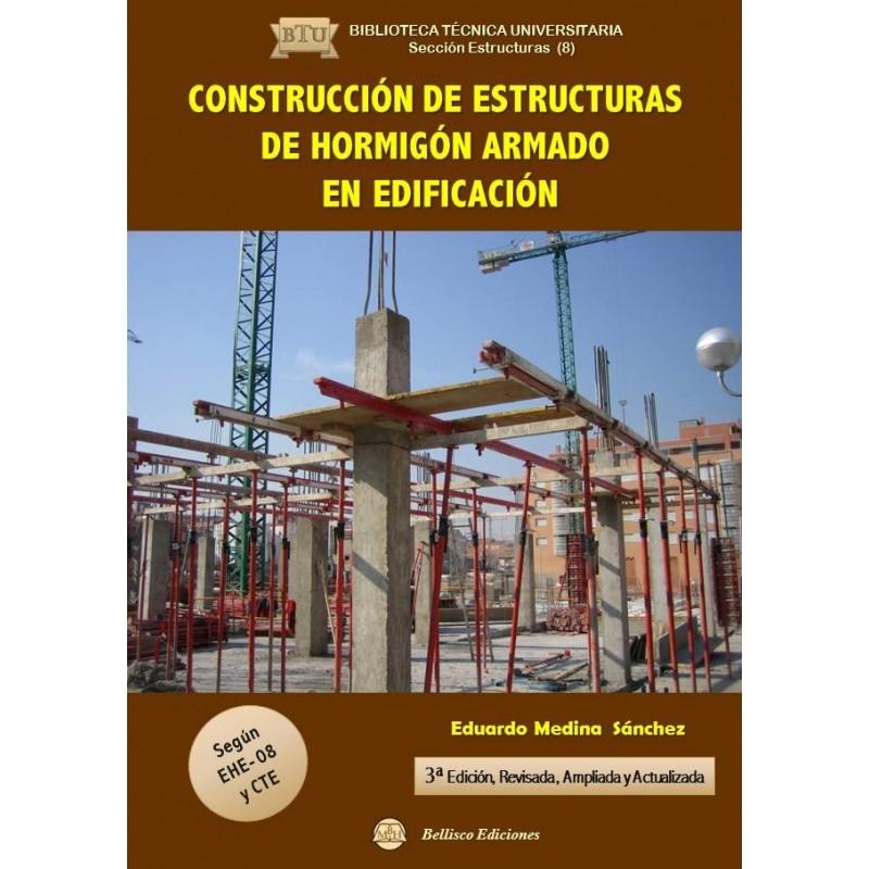 Libro construccion de estructuras de hormigon armado en - Precios de estructuras de hormigon ...