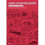 CASA-VIVIENDA-JARDIN. El Proyecto y las Medidas en la Construcción