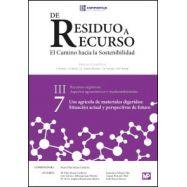 USO AGRICOLA DE MATERIALES DIGERIDOS: Situación Actual y perspectivas de futuro III.7