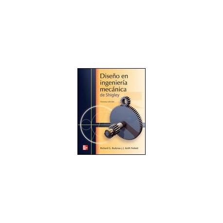 libro diseÑo en ingenieria mecanica de shigley. 9ª edición isbn