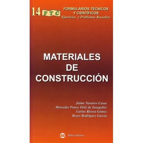 Libro ftc materiales de construccion libros t cnicos - Materiales de construccion precios ...