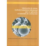 VALORIZACION DE CENIZAS MEDIANTE TRATAMIENTO HIDROTERMAL PARA SU APLICACIÓN EN MATERIALES DE CONSTRUCION