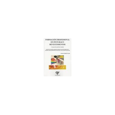 Libro formacion profesional en pinturas y revestimientos libros t cnicos online comprar precio - Pinturas y revestimientos ...