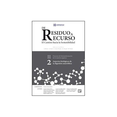 ASPECTOS BIOLOGICOS DE LA DIGESTION ANAEROBICA II.2 (De Residuo a Recurso)