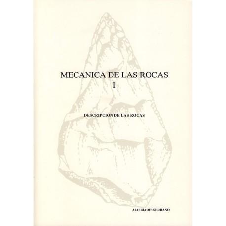 MECANICA DE LAS ROCAS I- Descriicpión de las Rocas (9ª Edición)