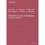 RESISTENCIA DE MATERIALES.Problemas Resueltos