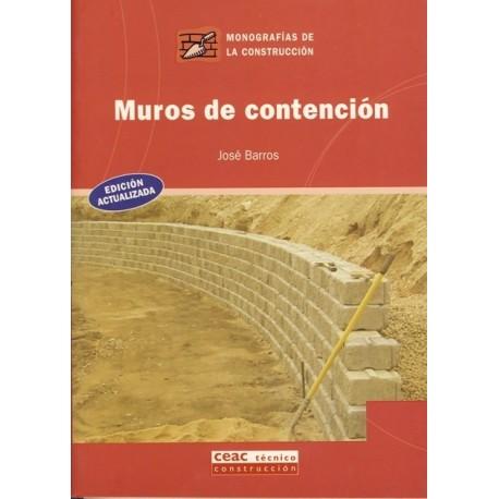 Libro muros de contencion 28 libros t cnicos online for Muro de contencion precio