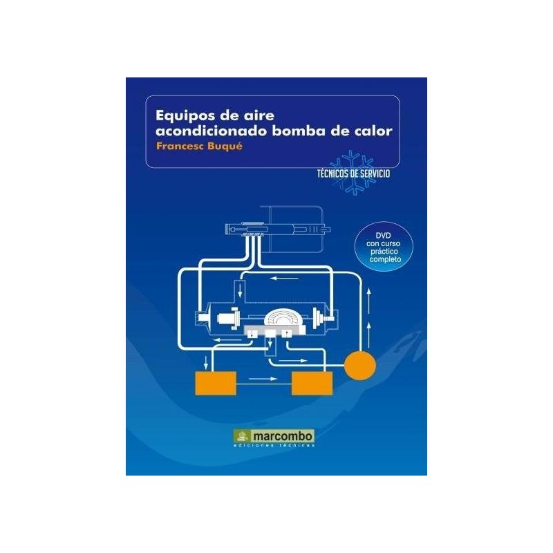 Libro equipos de aire acondicionado bomba de calor dvd 5 - Bomba de calor aire agua precio ...