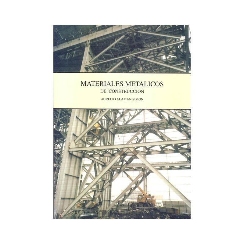 Libro materiales metalicos de construccion libros - Materiales de construccion on line ...