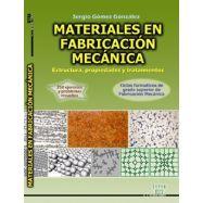 MATERIALES EN FABRICACION MECANICA
