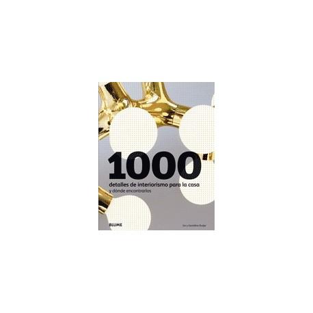 Libro mil detalles de interiorismo para la casa libros - Libros interiorismo ...