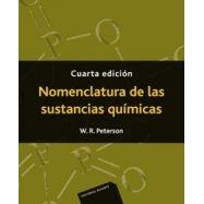 NOMENCLATURA DE LAS SUSTANCIAS QUIMICAS - 4ª Ediciñon