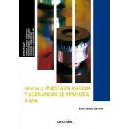 PUESTA EN MARCHA Y ADECUACION DE APARATOS DE GAS (MF1524)