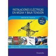 INSTALACIONES ELECTRICAS EN MEDIA Y BAJA TENSION - 7ª Edición -2016