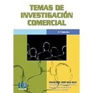 TEMAS DE INVESTIGACION COMERCIAL. 7ª Edición