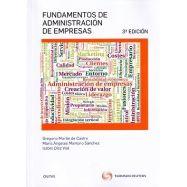 FUNDAMENTOS DE ADMINISTRACION DE EMPRESAS - 3ª Edición