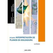 INTERPRETACION DE PLANOS EN SOLDADURA UF1640