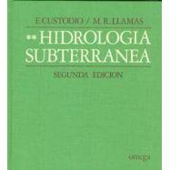 HIDROLOGIA SUBTERRANEA - Volumen 2