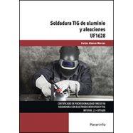 SOLDADURA TIG DE ALUMINIO Y ALEACIONES - UF1628