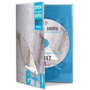 DVD PRECIO CENTRO 2017 .  Tomos 1,2 y 3 - Base Precio de la Construcción Centro edificación y urbanización 2017