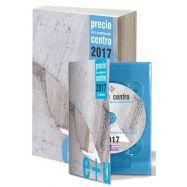 PACK PRECIO CENTRO 2017 - LIBRO TOMOS1,2 Y  + DVD . Base Precio de la Construcción Centro edificación y urbanización 2017