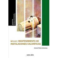 MF1157 - MANTENIMIENTO DE INSTALACIONES CALORIFICAS