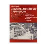ACONDICIONAMIENTO DEL AIRE Y REFRIGERACION. Teoría y Cálculo de las Instalaciones