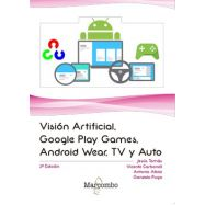 VISION ARTIFICIAL, COOGLE PLAY GAMES, ANDROID WEAVER, TV Y AUTO