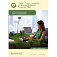 PUESTA EN MARCHA DEL SISTEMA DE GESTION AMBIENTAL (SGA) UF1945