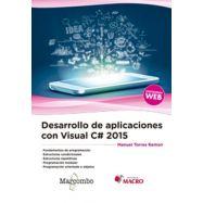 DESARROLLO DE APLICACIONES CON VISUAL C    2015