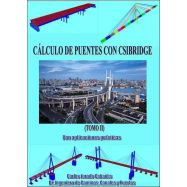 - Libro de CÁLCULO DE PUENTES CON CSIBRIDGE. Con aplicaciones prácticas Tomo II
