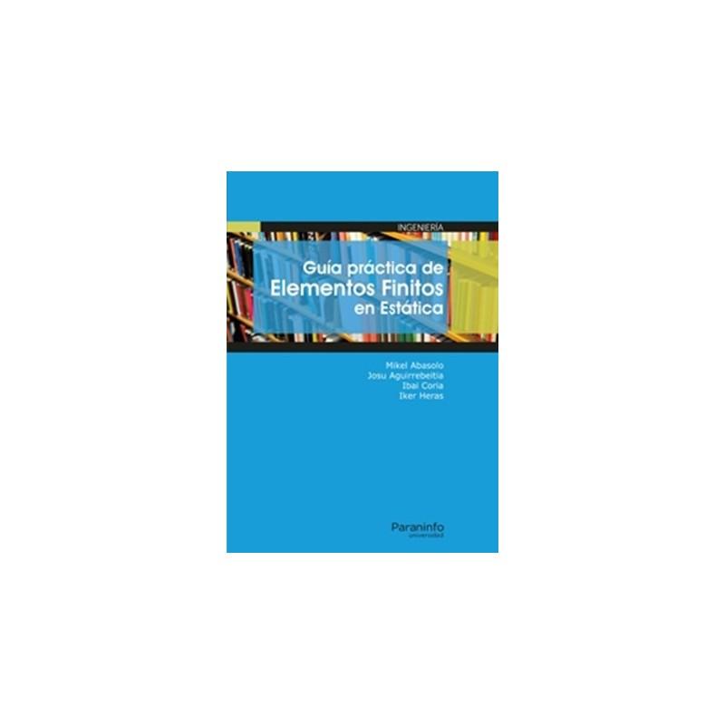 Libro GUIA PRACTICA DE ELEMENTOS FINITOS EN ESTATICA ISBN ...