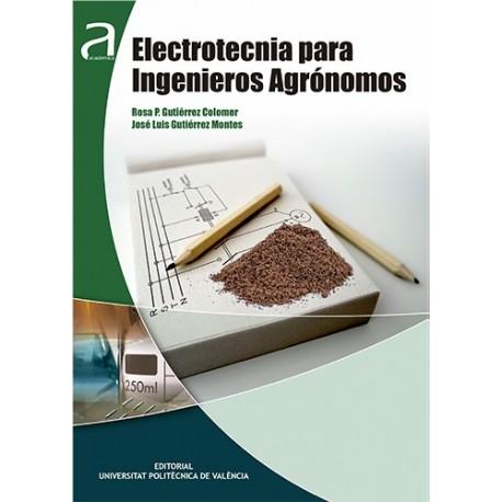 ELECTROTECNIA PARA INGENIEROS AGRONOMOS