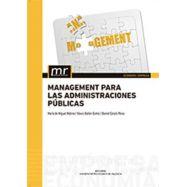 MANAGEMENT PARA LAS ADMINISTRACIONES PUBLICAS