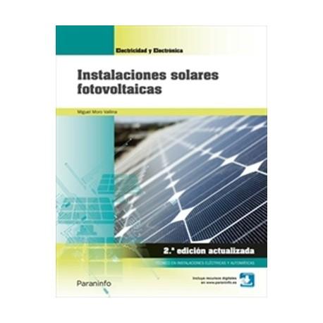 INSTALACIONES SOLARES FOTOVOLTAICAS -2ª Edicicón 2018