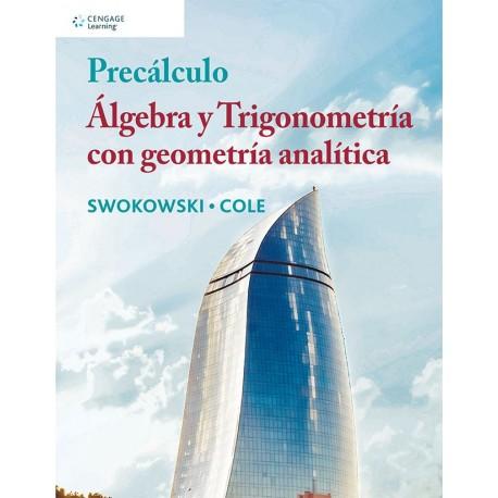 PRECALCULO ALGEBRA Y TRIGONOMETRIA CON GEOMETRIA ANALITICA
