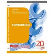 FONTANEROS. TEMARIO, TEST Y SUPUESTOS PRACTICOS