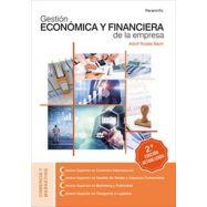 GESTION ECONOMICA Y FINANCIERA DE LA EMPRESA - 2ª Edición 2018