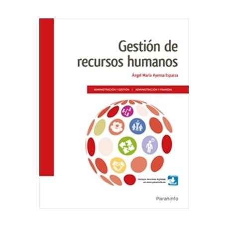 GESTION DE RECURSOS HUMANOS. Ed, 2018