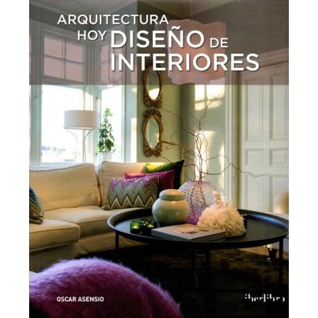 Libro arquitetura hoy dise o de interiores isbn - Libros de diseno de interiores ...