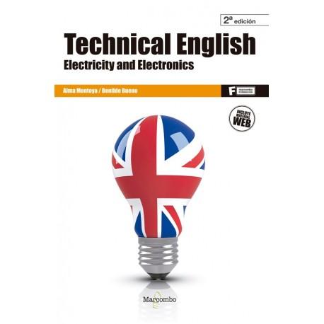 TECHNICAL ENGLISH: ELECTRICITY AND ELECTRONICS  - 2ª Edición