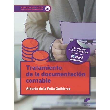TRATAMIENTO DE LA DOCUMENTACION CONTABLE