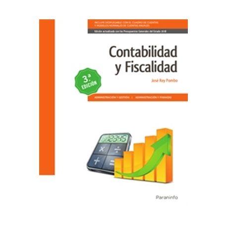 CONTABILIDAD Y FISCALIDAD - 3ª Edición