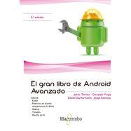 EL GRAN LIBRO DE ANDROID AVANZADO - 5ª EDICION