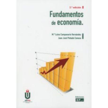 FUNDAMENTOS DE ECONOMIA - 2ª Edición