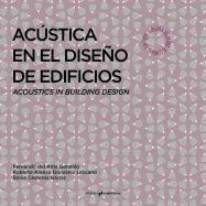 ACUSTICA EN EL DISEÑO DE EDIFICIOS. Acoustic in Building Design