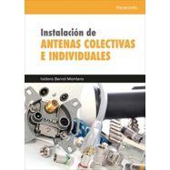 INSTALACION DE ANTENAS COELCTIVAS E INDIVIDUALES