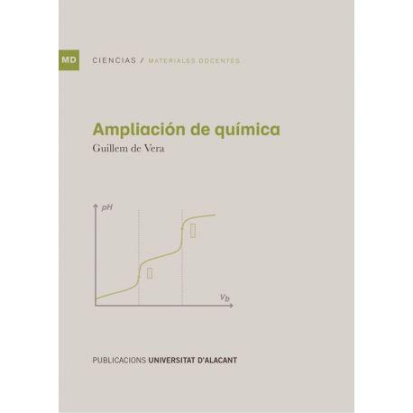 AMPLIACION DE QUIMICA