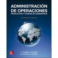 ADMINISTRACION DE OPERACIONES. Producción y Cadena de Suministros - 15ª Edición