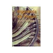 INGENIERIA DE PRESAS. Presas de Fábrica - 2 Vols